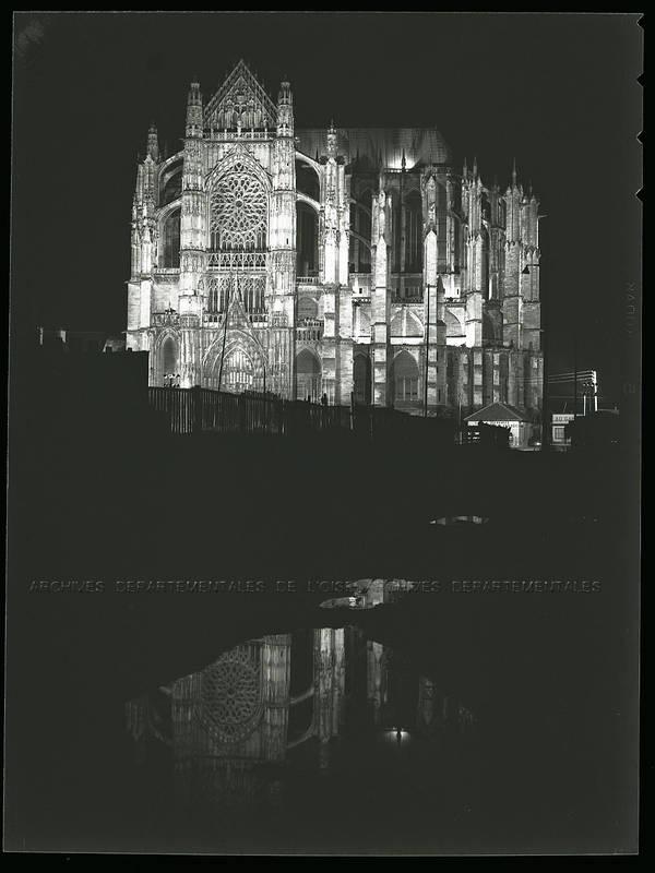 """""""Beauvais - Illumination Cathédrale"""""""