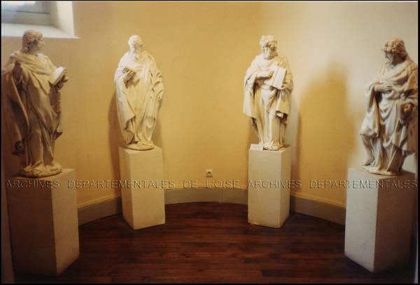 """""""Musée – Évangélistes de Saint-Paul"""""""