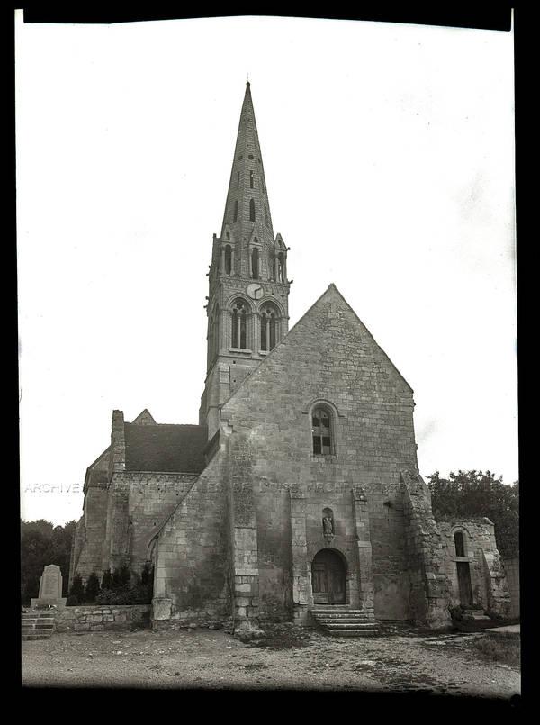 """""""Eglise de Mogneville - Oise"""""""