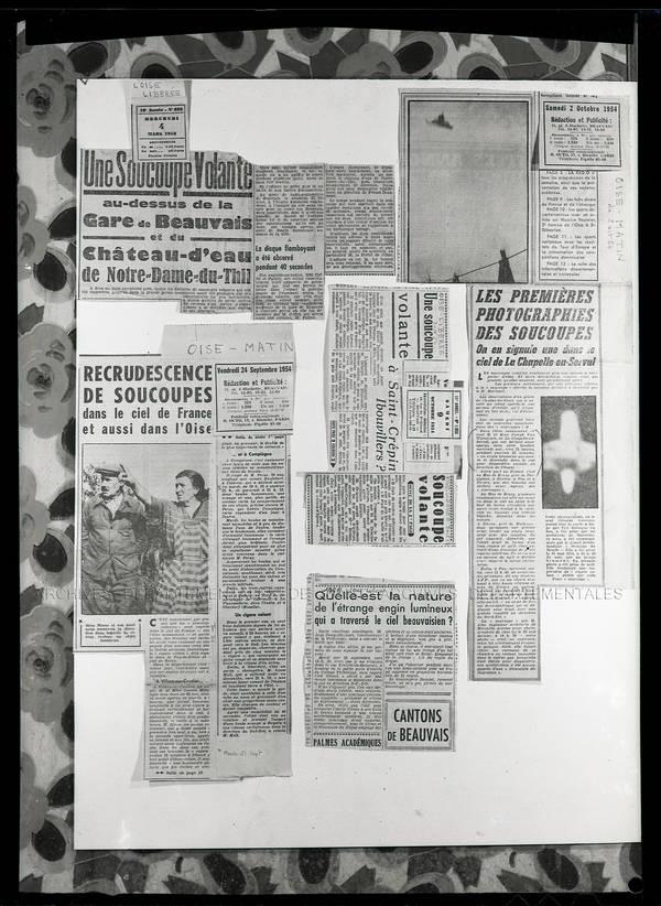 """""""Lithographies tirées de l'histoire de Beauvais de Edouard de la Fontaine, tome II, Moisand éditeur rue de la harpe à Beauvais, 1840"""""""