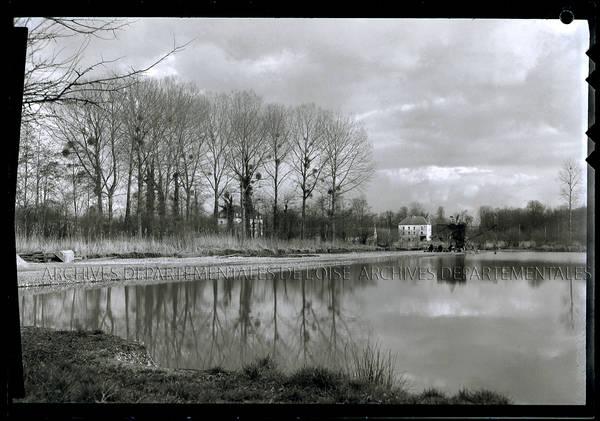 """""""Etang et château de Bracheux"""""""