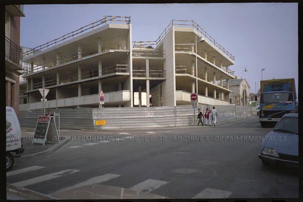 """""""""""Blockhaus'' Hôtel-Dieu"""""""