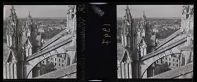 Vues du haut de la cathédrale